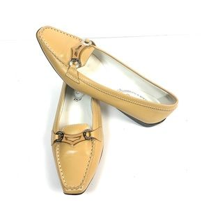 Tod's Penny Loafers Leather Shoe Sz  US 6